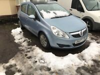2007 Vauxhall Corsa D 1.4i Club 5dr **only 34000 miles**