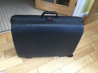 Samsonite black hard case