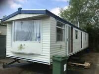 Luxury 3 bedroom caravan long term rent