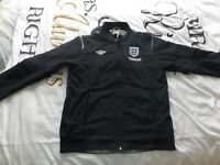 Size Large Navy England Coat/Jacket