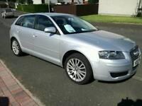 Audi A3 tdi 07 reg