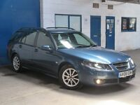 ++2008 Saab 9-5 2.0 T BioPower Linear SE++