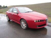 Alfa Romeo 159 1.9 JTDM TI (Diesel) 4dr -RARE Top of the range TI (Turismo Internazionale)