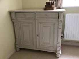 Beautiful Antique Cabinet / Cupboard (c1880)