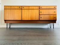 Teak Mcintosh sideboard 70s
