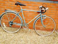 Majestic Road bike, Fully serviced 10 speed original features