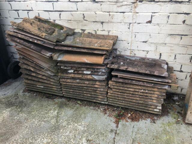 Redland Grovebury Reclaimed Roof Tiles Joblot In Downend Bristol Gumtree