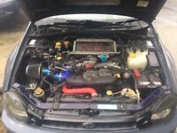 Subaru Impreza 2002 300BHP