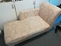 Chaise longue / armchair