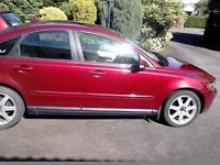 volvo s40 top of the range 1.8 se