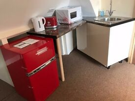 Newly refurbish studio flat available in NW10. No Admin fee!