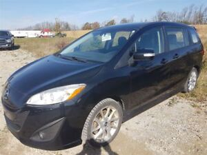 2014 Mazda MAZDA5 GT SUNROOF! BLUETOOTH! CRUISE CONTROL! POWER P