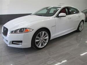 2013 Jaguar XF Supercharged