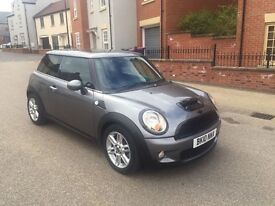 MINI 1.6 ONE GRAPHITE 3dr 2010! 12 MONTHS MOT! RECENT SERVICE! GOOD CONDITION! MUST BE SEEN!!
