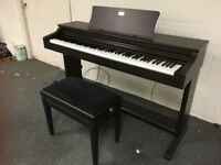 Casio AP38 Digital Piano & Stool (Hardly Used)
