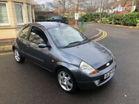 FORD KA 1.3 PETROL,12 MONTHS MOT,LOW MILEAGE,SERVICE HISTORY,TIMING BELT CHANGED.
