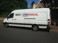 Man & Van Removal