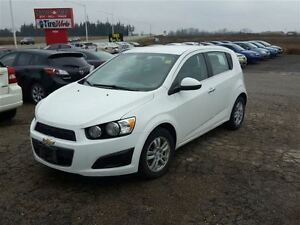 2013Chevrolet Sonic LT-REMOTE START - BLUETOOTH - HEATED SEATS