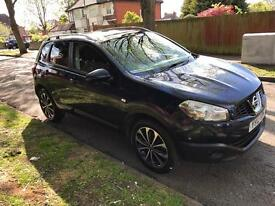NISSAN QASHQAI 1.6 DCI N-TEC 2012 FULLY LOADED