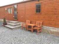 Lodge in central Scotland for holiday rental
