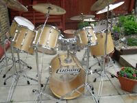 ludwig classic maple fusion drums shell pack