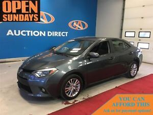 2014 Toyota Corolla LE LEATHER! SUNROOF! ONLY 42563KM!