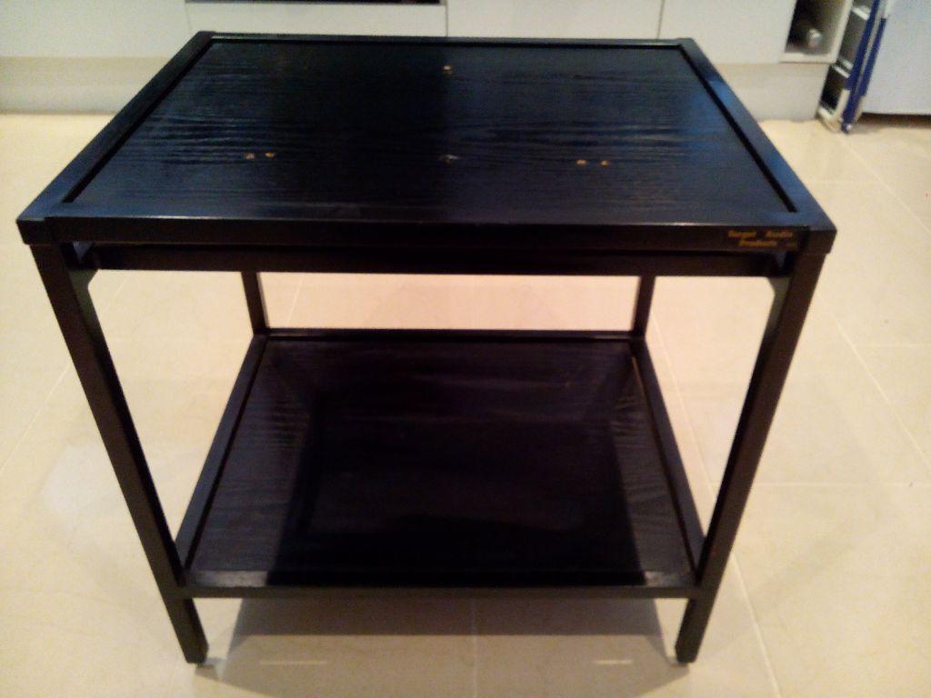 Target Audio Turntable Stand Table Rack Hi Fi Hifi Audio