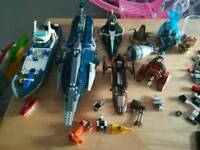 Lego star wars/city