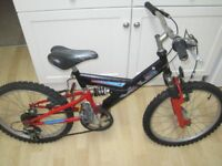 BIKE - suitable for 5 - 10 year old - EXCELLENT CONDITION,- Price £15
