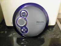 PHILIPS AX2402 portable CD player