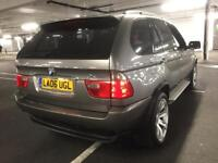 """2006 bmw x5 3.0d m sport wide arched 20"""" wheels new tyres low mls 1 off incredible condition bargain"""