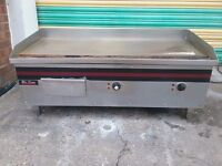 WAI LAAN commercial hot plate OR griddle 3 PHASE electric for restaurant
