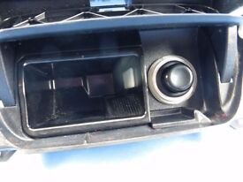 Mercedes SL R230 MODELS POP OUT ASHTRAY AND CIGARETTE LIGHTER 2002 -2009
