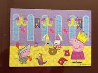 Peppa pig jigsaws