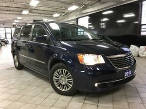 2014 Chrysler Town & Country Touring, Stove & go seats, Trade in