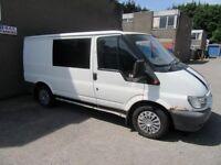 Ford Transit Camper Van / Motorhome Conversion 2002 Ex Police (Non runner)