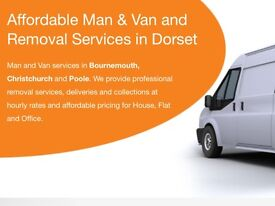 Man and Van 247,Removals,Self Storage Units,Bournemouth,Dorset.