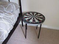 DARTS BEDSIDE TABLE