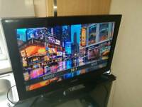 """Samsung 32"""" LCD TV FreeView Built In 3 HDMI HD Ready 720p Others Available"""