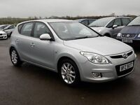 2009 hyundai I30 1.6 diesel comfort, motd march 2018 tidy example all cards welcome