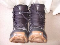 Burton Freestyle Snowboard Boots Size 9