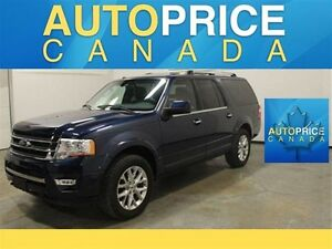 2017 Ford Expedition Max Limited LIMITED|MAX|NAVI|LEATHER|ROOF