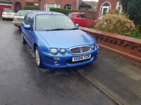 Rover 25 1.4 2004 only 28k miles! Electric Blue Good Condition 12 month MOT