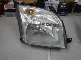 ford fuson 2front headlights for sale 53 reg
