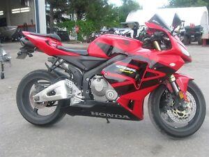 2006 honda CBR600RR SPORT