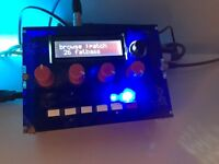 Mutable instruments Shruthi 4-Pole Mission - Mono Synth With Analogue Filter