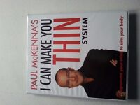 Paul McKenna's - I Can Make You Thin Weight Loss System on 4 X CDS