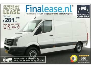 VW Crafter 35 2.0 TDI L2H2 Airco Camera Cruise €261pm