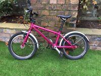 Isla Bike. Cnoc 16. Pink