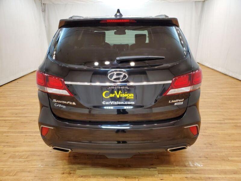 Image 11 Coche Americano usado Hyundai Santa Fe 2017